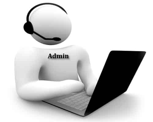 admin là gì