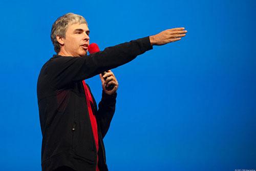 Ai là người sáng lập ra Google. Larry Page và Seygey Brin