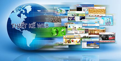 Dịch vụ thiết kế website tại Ba Đinh