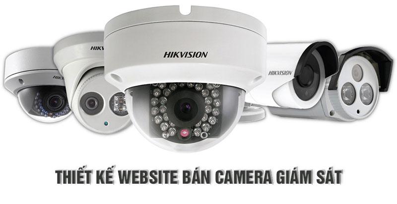 Thiết kế website bán camera giám sát
