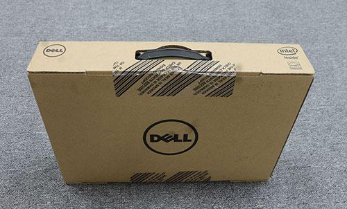 Kiểm tra laptop DELL chính hãng
