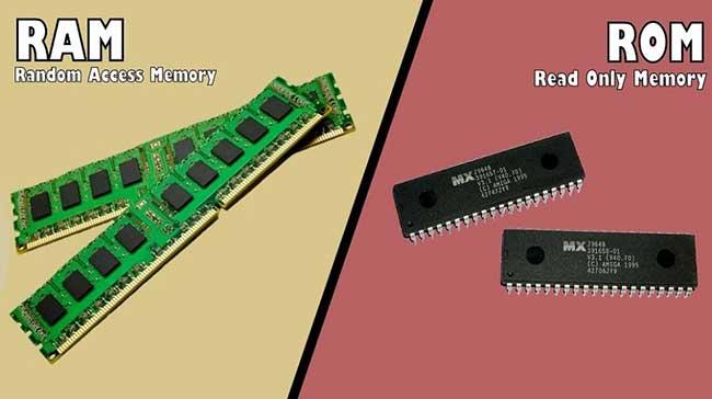 Ram và rOM