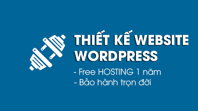 Thiết kế webiste Wordpress