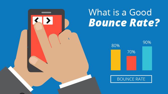 Tỷ lệ Bounce Rate là gì