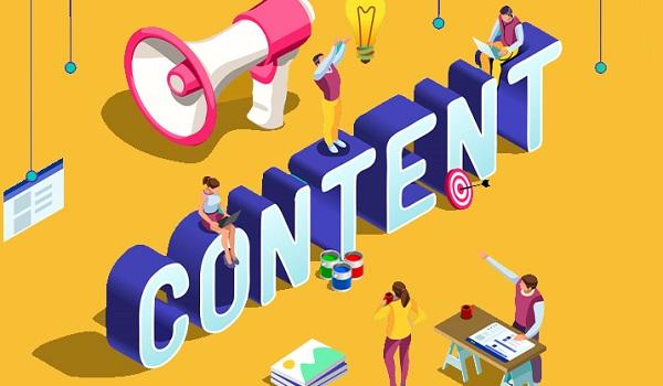 Content marketing cho mô hình b2b