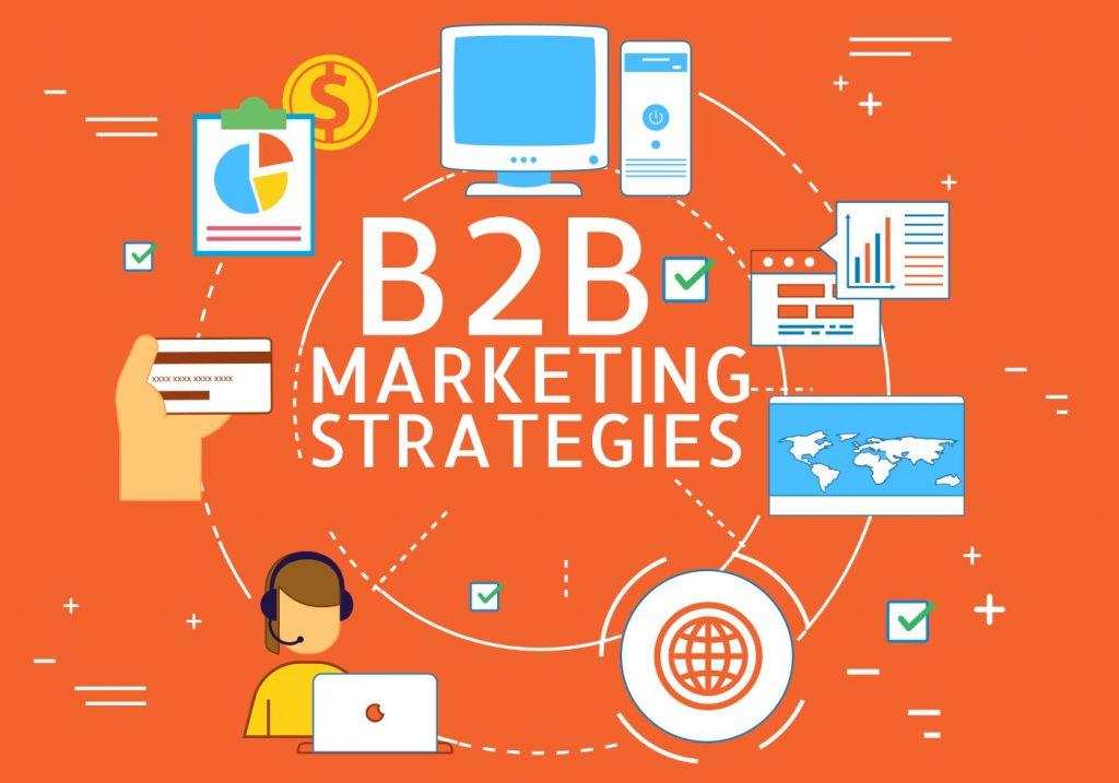 xây dựng chiến lược marketing online cho mô hình b2b