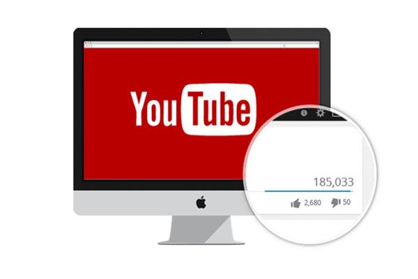 Tăng view Youtube